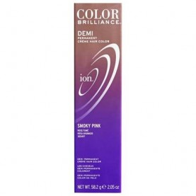 Ion Color Brilliance Master Colorist Series Demi Permanent Creme Hair Color Smoky Pink