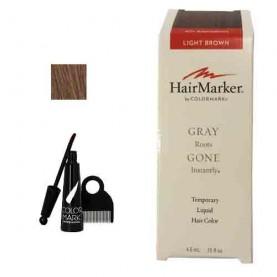 Hairmarker Temporary Hair Color Light Brown (0.15oz)