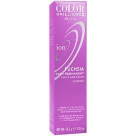 Ion Color Brilliance Semi-Permanent Brights Hair Color Fuschia