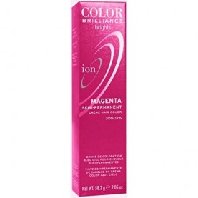 Ion Color Brilliance Semi-Permanent Brights Hair Color Magenta