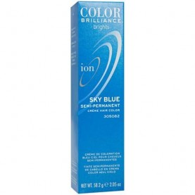 Ion Color Brilliance Semi-Permanent Brights Hair Color Sky Blue