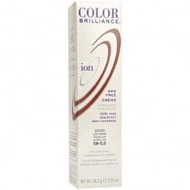Ion Color Brilliance Permanent Creme 5N Light Brown