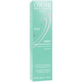 Ion Color Brilliance Semi-Permanent Brights Hair Color Mint