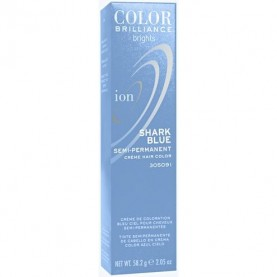 Ion Color Brilliance Brights Semi-Permanent Hair Color Shark Blue