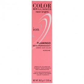 Ion Color Brilliance Semi Permanent Neon Brights Hair Color Flamingo
