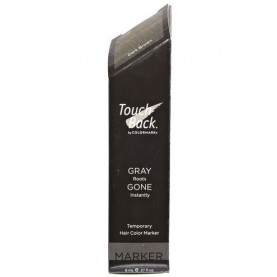 Touchback Temporary Color Marker- Dark Brown
