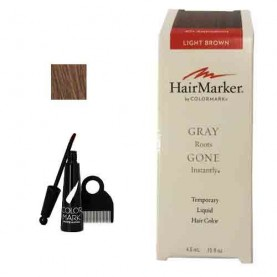 Hairmarker Temporary Hair Color Light Brown (0.15oz)