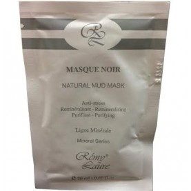 Natural mud mask
