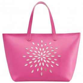 Chic And Sleek Pink Spring Tote